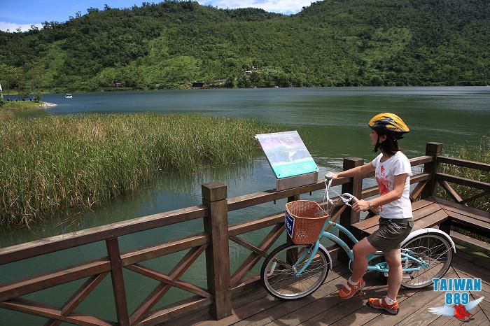 鯉魚潭自行車步道