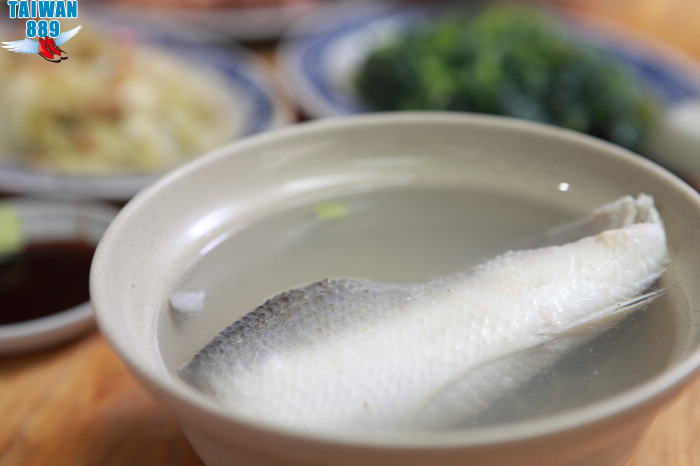 市區台南虱目魚
